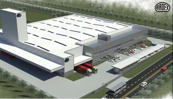 来自DGNB认证,世界第二代绿色节能工厂的邓禄普建材